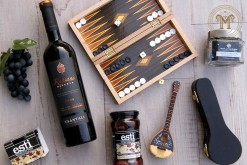 Bouzouki and Wine