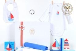 Nautical Baby Hamper