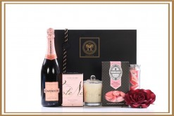 Chandon Rose Petal Gift Hamper