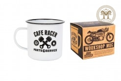 Cafe Racer Workshop Mug