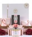 Cristina Re Pink Polka High Tea Set