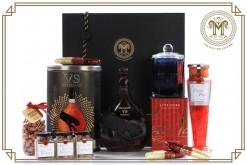 Meukow Cognac & Tobacco Gift Hamper