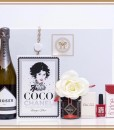 Coco Rouge (Coco Chanel Red)  Gift Hamper