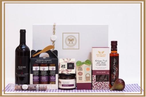 Gourmet Fig & Olive Gift Hamper