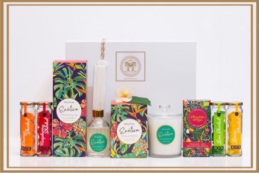 Tropical Exotica Gift Hamper