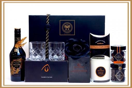 Luxe Chocolate Orange Gift Hamper