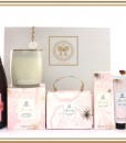 COTTON CANDY & CHANDON ROSE GIFT HAMPER