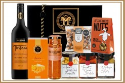 GENTLEMANS DIPS NUTS & RELISH PACK GIFT HAMPER