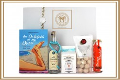 LIFE & LOVE ON A GREEK ISLAND HAMPER