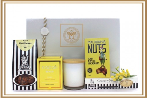 MINI MELLOW YELLOW GIFT HAMPER