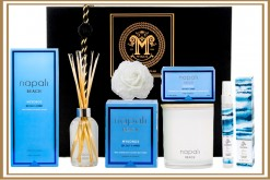 MYKONOS BLUE GIFT HAMPER SEA SALT