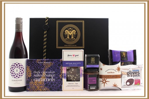 PURPLE INDULGENCE GIFT HAMPER