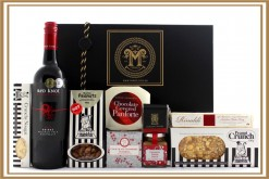 RED KNOT & PINTSRIPE GIFT HAMPER