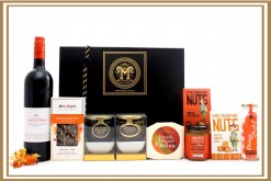 SMITH & HOOPER NUTTY ORANGE GIFT HAMPER