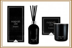 NAPALI LUXE FRANKIE CANDLE & DIFFUSER