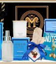 MYKONOS BLUE SEA SALT CHRISTMAS HAMPER