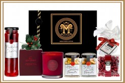 TUSCAN FIG & RED BERRY GIFT HAMPER