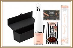 Rose Spritz & Chocolate Gift Hamper