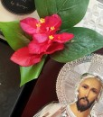 CHRISTOS CROSS CANDLE INSTAGRAM