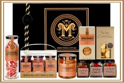 GENTLEMANS TUCKER BOX GIFT HAMPER
