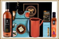GREEK FOOD & WINE CARAFE
