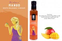 THE FOOD PHILOSIPHER MIDAS' MANGO BALSAMIC VINEGAR