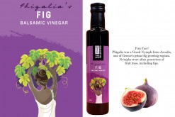 THE FOOD PHILOSIPHER PHIGALIA FIG BALSAMIC VINEGAR