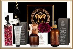 Vegan Organic & Vanilla Rose Aromatherapy Gift Hamper