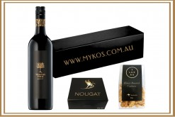 TEMPUS 2 SINGLE WINE BOX GIFT HAMPER