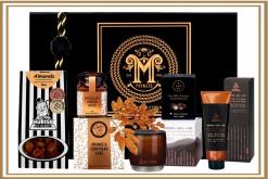 Chocolate Orange & Caramel Almond Gift Hamper