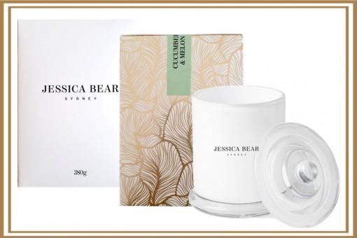 JESSICA BEAR CUCMBER AND MELON