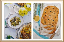 UNDER THE OLIVE TREE COOKBOOK 2